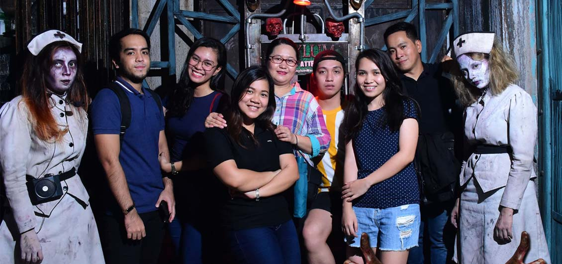 Asylum Manila Review: Dare to be scared
