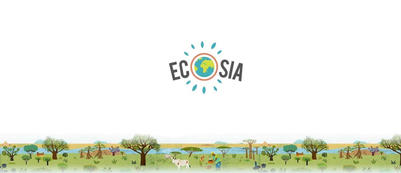 Ecosia: Plant A Tree While Searching