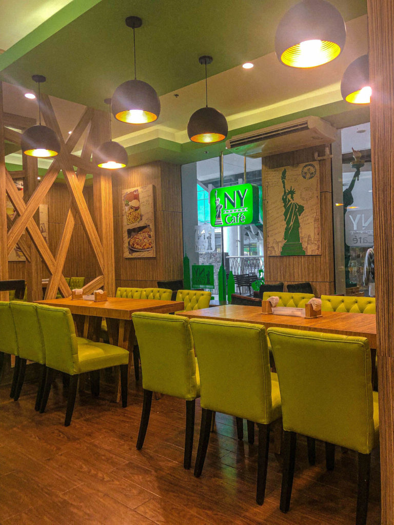 NY Avenue Cafe