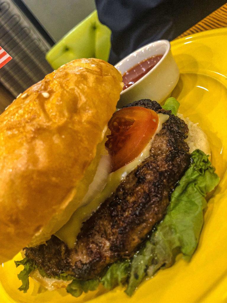 NY Avenue Burger